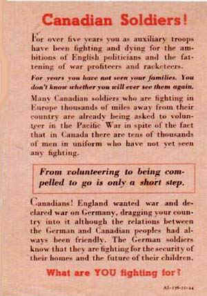 essay on conscription in canada Conscription in canada ww1 essay, homework help tdsb, slader homework help chemistry it was a satirical essay similar to a modest proposal by jonathan swift in 1729.