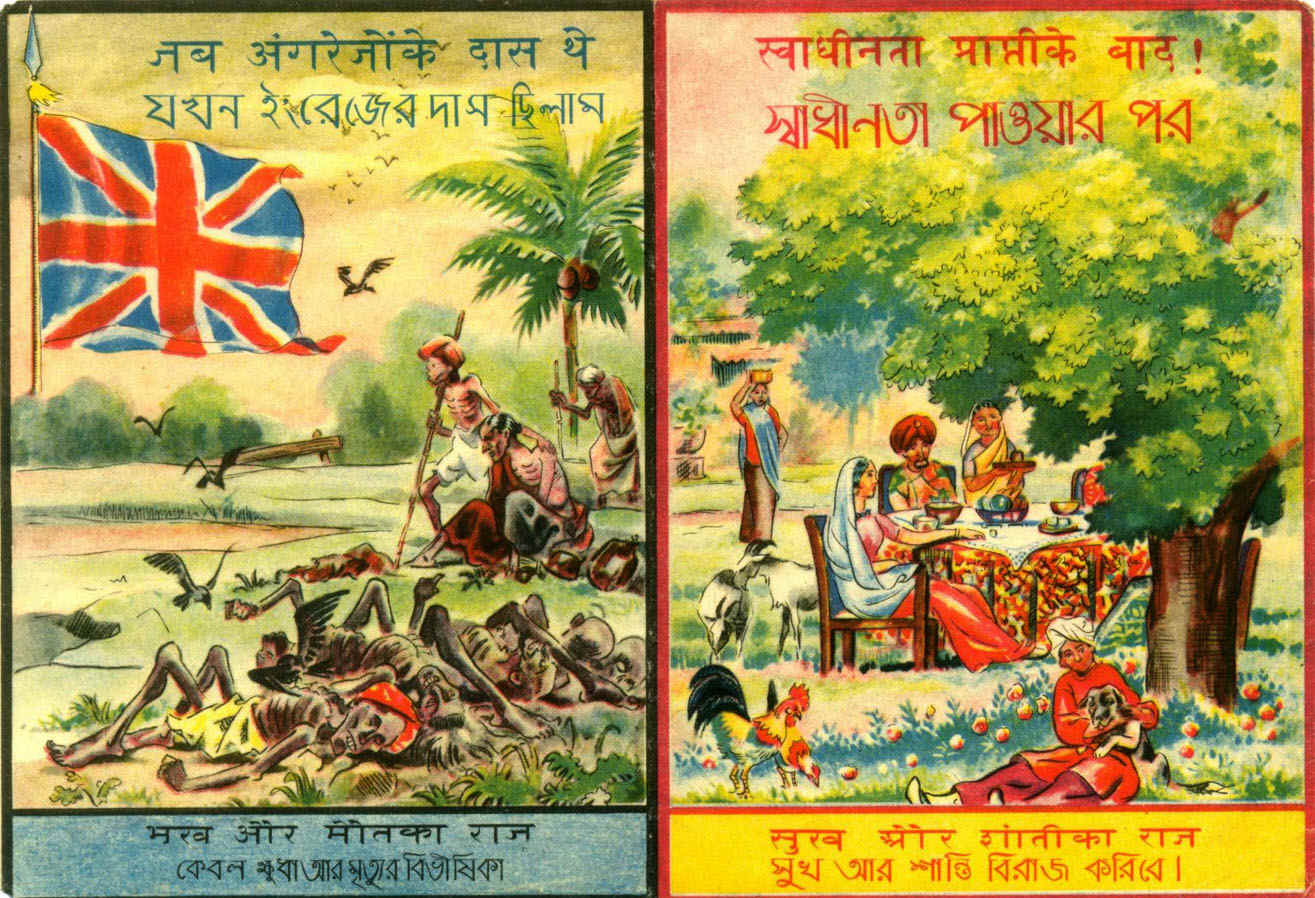 an overview of the british failure to rule over the india Imperialism can be defined as the take over and rule of a weaker nation by a stronger nation british imperialism in india is the most suitable example to explain how one nation can make use.