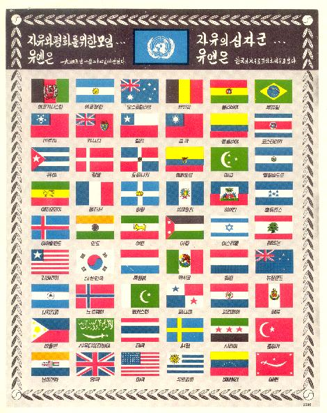 United Nations Flags With Names Country United ...