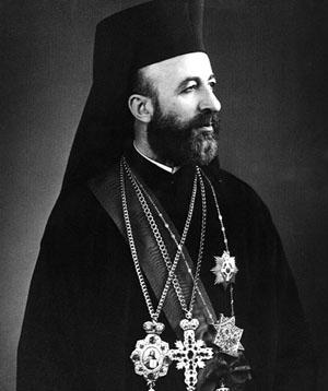 Archbishop Makarios of Cyprus