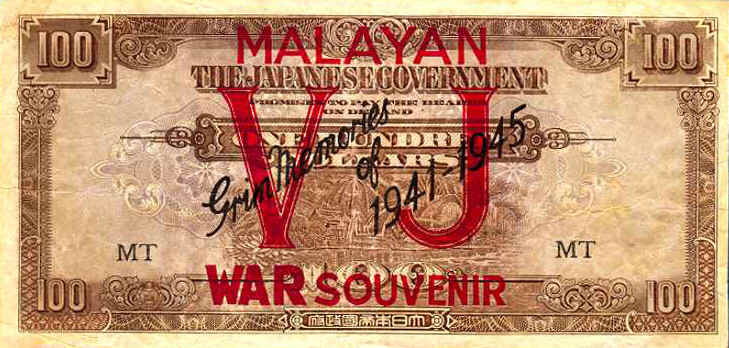 japanese occupation in malaya essay If not because of the atomic bombing in hiroshima and nagasaki, the japanese  might have extended their invasion towards australia and west.