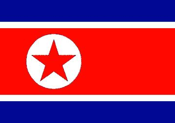 NorthKoreanFlag Facts about North Korea