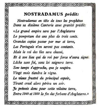 nostradamus predictions about india in hindi pdf